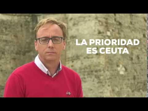 """Martínez (PP): """"Para mí la prioridad es Ceuta"""""""