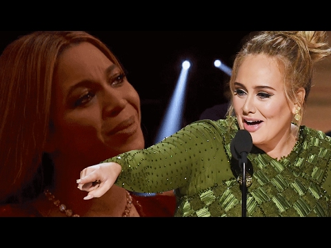 5 Times Adele Proved She's Beyonce's Biggest Fan