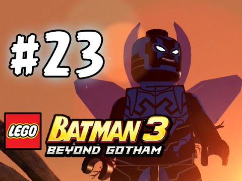 LEGO BATMAN 3 - BEYOND GOTHAM - LBA - EPISODE 23 (HD)