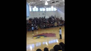 Ocoee middle school dance off