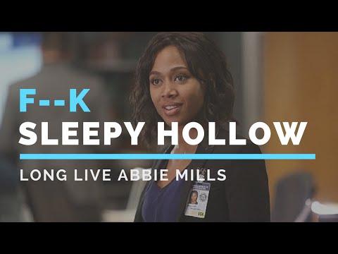 "F-- Sleep Hollow: Long Live Abbie Mills [Spoilers For ""Season"" Finale]"