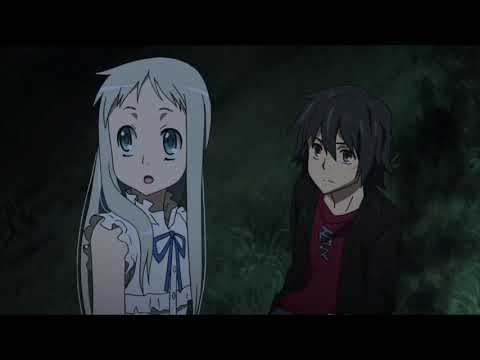 AnoHana: You're Not Allowed to Die (English Dub)