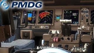 FSX VATSIM | JAL B777-3ER | Landing at Tokyo Narita Int