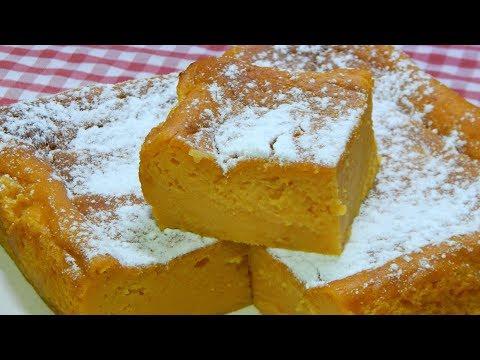 Receta fácil de pastel de calabaza casero y delicioso