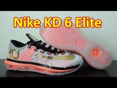 nike-kd-6-elite-white/metallic-gold---review-+-on-feet