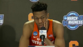 News Conference: Syracuse & Duke - Postgame