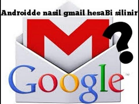 Android Telefonda Gmail Hesabı Nasıl Kaldırılır?