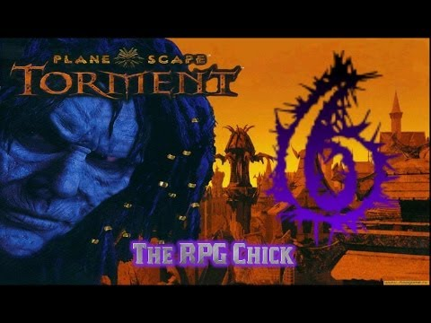 Let's Play Planescape: Torment (Blind), Part 6: Out Into the Streets of Sigil