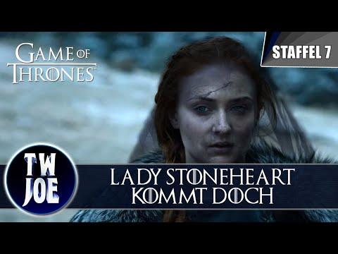 Game of Thrones Staffel 7 l Lady Stoneheart kommt doch, was wird aus Sansa l SPOILER l DEUTSCH