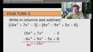 Welcome to Intermediate Algebra this summer from Professor Stugard