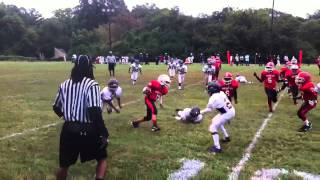 Christian Peters Derita Bulldogs Quarterback