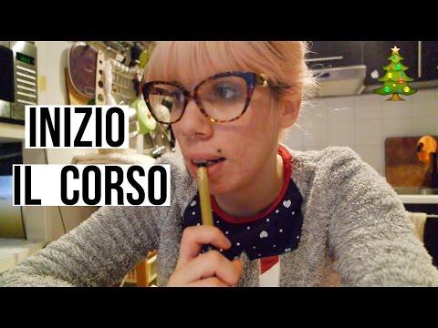INIZIO IL CORSO!! •PT.2 | WeekMAS-Vlog #20