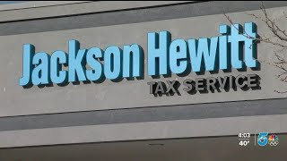 "Customer says Jackson Hewitt would not honor ""refund guarantee"" following tax return error"