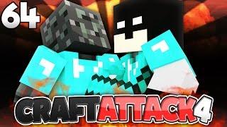 GAMERSTIME KILLT MICH?! - Craft Attack 4 #64 | Zinus