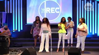 THE REC ONLINE - RESURRECTION SUNDAY 04/04/21