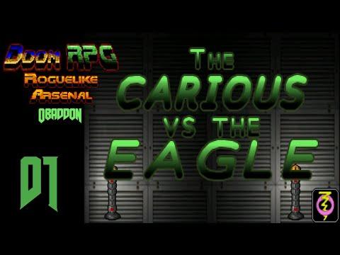 ObAddon Doom Roguelike RPG: Part 1