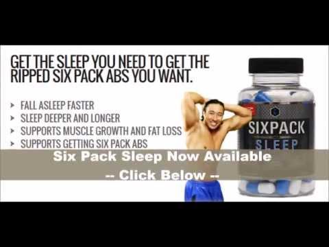 Six Pack Sleep - NEW!! Mike Chang sleep supplement DISCOUNT
