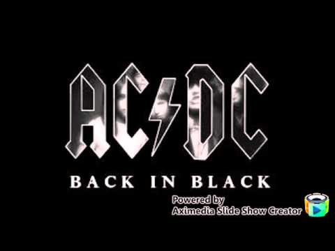 ACDC - Back In Black (Kovary Moombahton Bootleg)