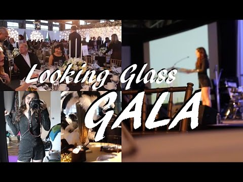 LGF Gala & My Speech! Get Ready With Me // VLOG♥