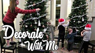 DECORATING MY CHRISTMAS TREE 2018 :: CHRISTMAS DECORATE WITH ME :: CHRISTMAS TREE DECORATING