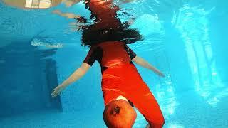 Грудничковое плавание в Анапе | Альфа #03