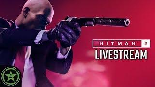 Hitman 2 Live Stream