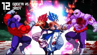 Download lagu [What-If] Gogeta VS Jiren.