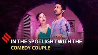 Playing a stand-up comedian was challenging: Comedy Couple actor Shweta Basu Prasad