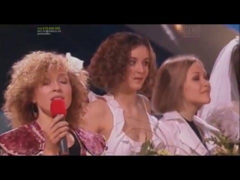 Полина Гагарина - Награждение финалистов на Фабрике звёзд 2