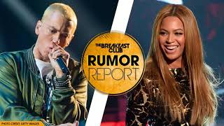 Eminem Releases New Track with Beyonce