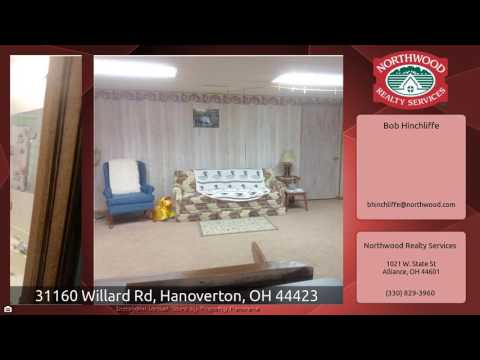 31160 Willard Rd, Hanoverton, OH 44423