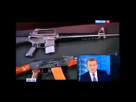 Оружие! Новейший автомат Калашникова АК 12 идет на смену АК 74 тест