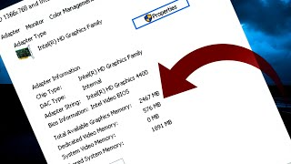 How To Increase Dedicated VRAM On Intel HD Graphics | Without BIOS