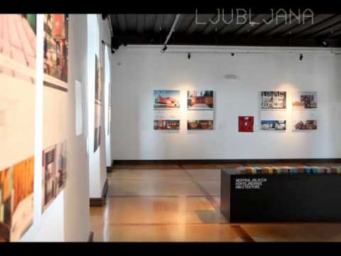 Container Archiecture Exhibition Seattle video promo