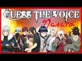 [GUESS THE VOICE] Naruto #01 - Japanese Version