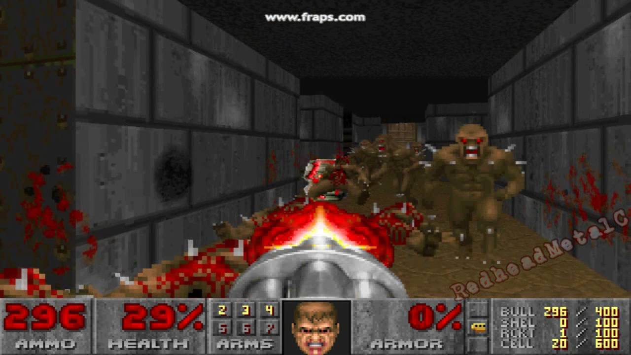 Fists in Blood Zdoom [download]
