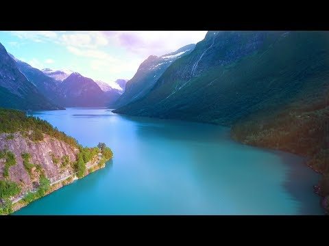 Absolutely Stunning Nature! Relaxing Music for Stress Relief. Healing Music. Music Therapy