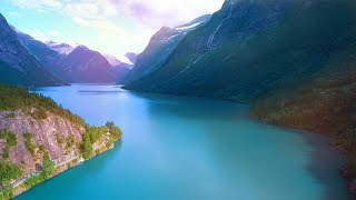 Absolutely Stunning Nature! Relaxing Music for Stress Relief. Healing Music. Music Therapy thumbnail