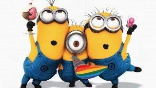 Minyonlar Türkçe Dublaj Yeni Animasyon Çizgi Film İzle - Minyonlar Banana Şarkısı