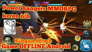 Power Rangers Animal (Offline) Android MMORPG - Gameplay Indonesia