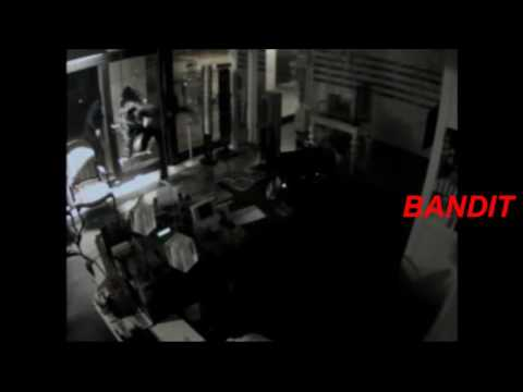 Foiled Break-In Corporate Office BANDIT Fog Security