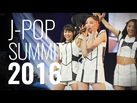 Video Interview with Tokyo Performance Doll at J-POP SUMMIT 2016