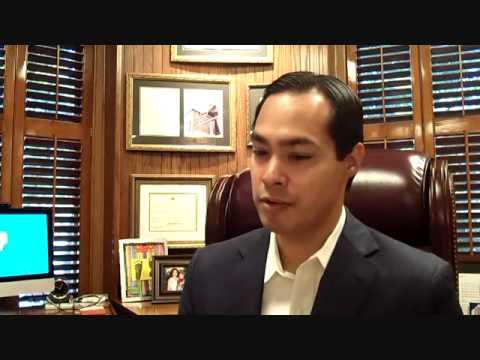 Julian Castro on DNC Keynote speech, on Obama's immigration record.