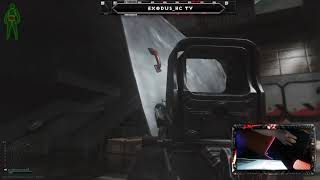 Level 52 Cheater shooting me through the floor for my killa loot GETS OWNED.
