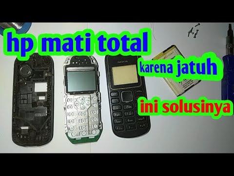 Nokia 1200 Mati total no power || Edisi HP Rongsokan || Pada kesempatan kali ini kita bersama akan m.