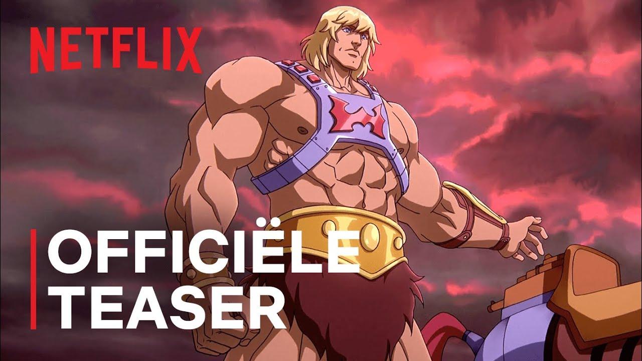 Masters of the Universe: Revelation   Officiële teaser   Netflix