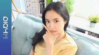 (SUB)Apink Mini Diary - 눈부신 낭니의 이보플러스 ICL 렌즈 광고 촬영 현장!