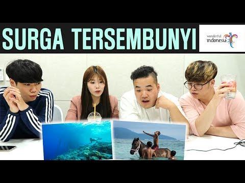 [Korean Reaction] WONDERFUL INDONESIA : Surga di Khatulistiwa I WONDERFUL INDONESIA 영상을 보다