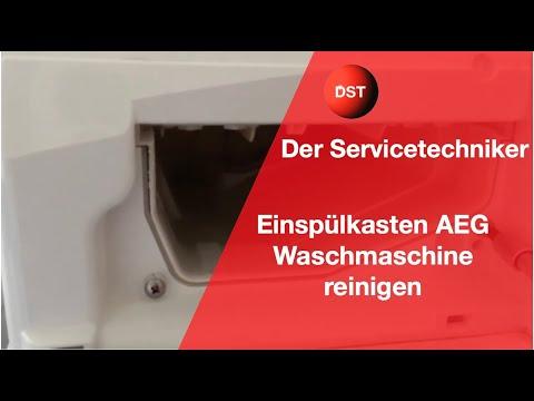 aeg-waschmaschine-einspülkasten-reinigen