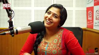 Anu Sithara about Johny Johny Yes Appa | Red Carpet | RJ Mike | Red FM Malayalam